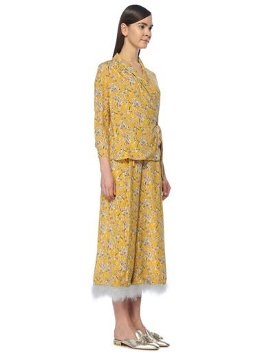 Sister Jane Pantolon Sarı